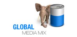 Global Media Mix