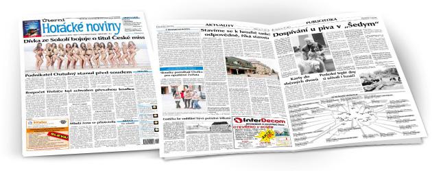 Horácké noviny - okres Třebíč