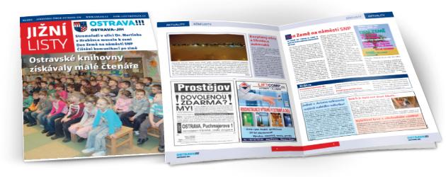 Jižní listy - Ostrava