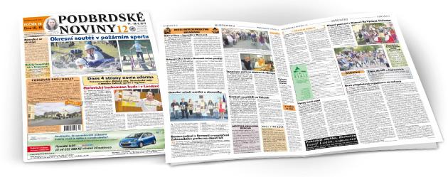 Podbrdské noviny