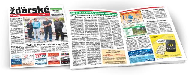Žďárské noviny
