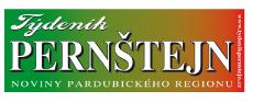 Týdeník Pernštejn - Pardubicko LOGO